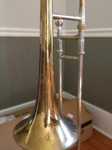 Bach 16 Trombone Bell